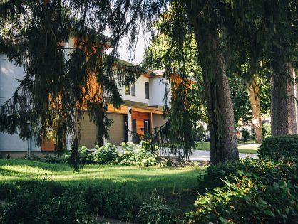 Casa mais fresquinha no verão