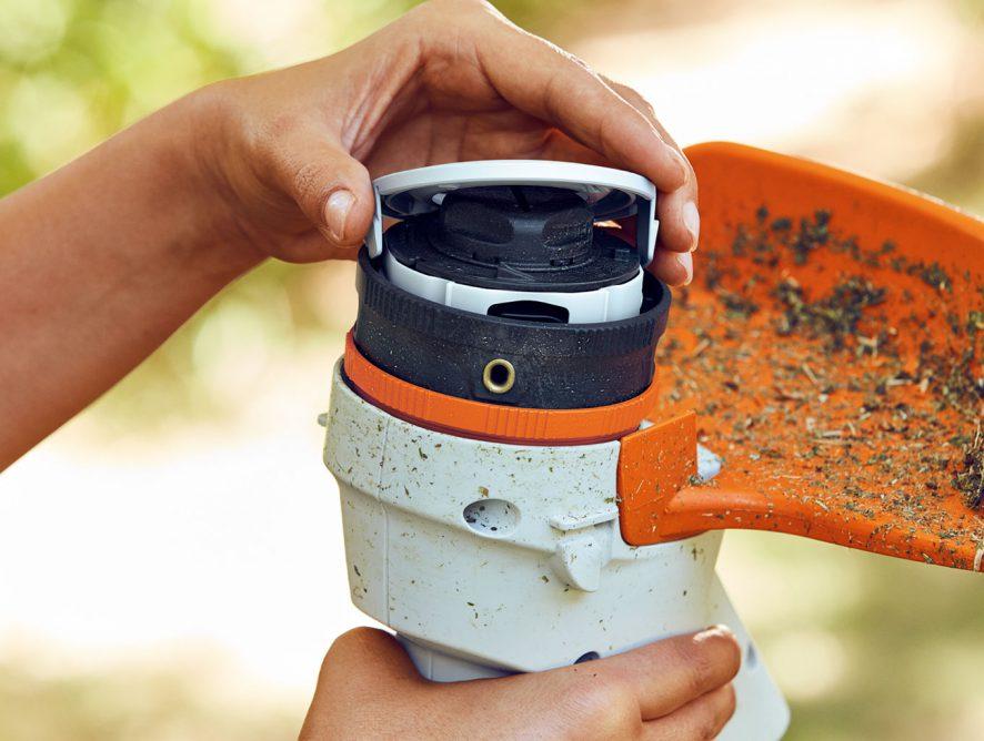 Jardinagem fácil com produtos a bateria