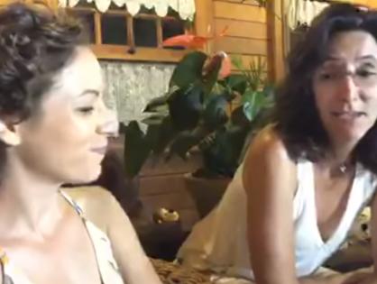 Jardim das Ideias #8: Bate papo ao vivo com Carol Costa e Juliana Valentini