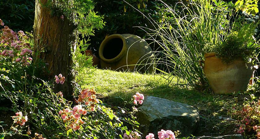 Como melhorar a drenagem do seu jardim