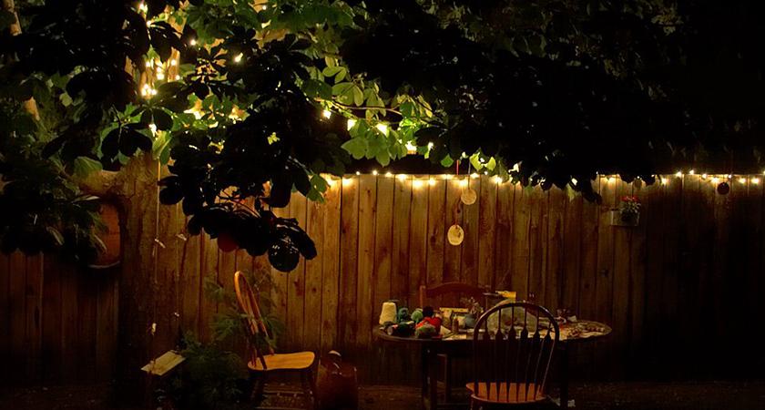 Dicas de iluminação para seu jardim