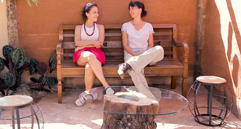 Como fazer mesa de centro com tronco: aprenda