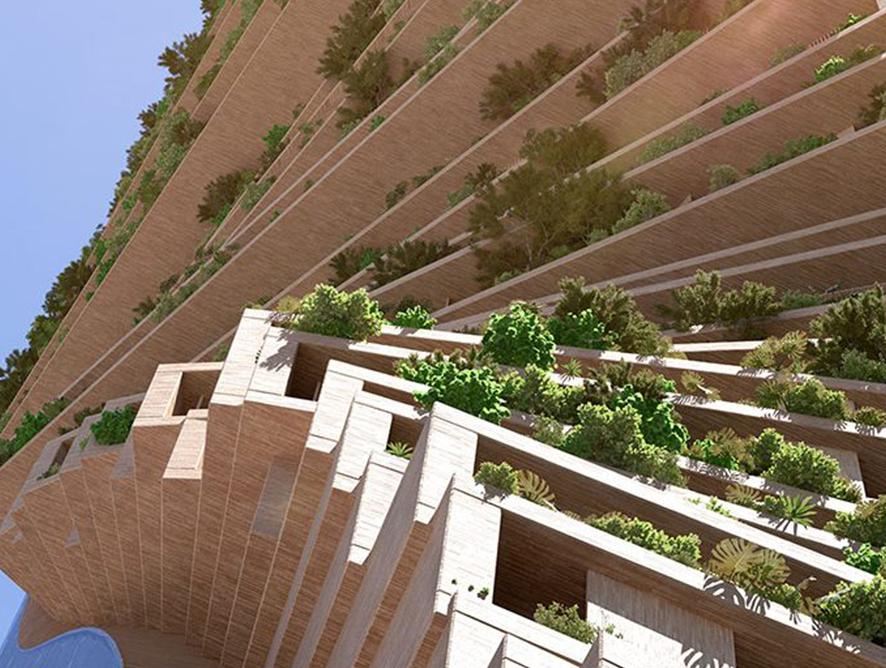 Tecnologia, inovação e sustentabilidade: conheça o Green Spine