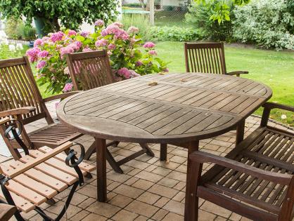 Melhores móveis para jardim