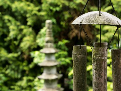 Feng Shui: bons fluídos no jardim