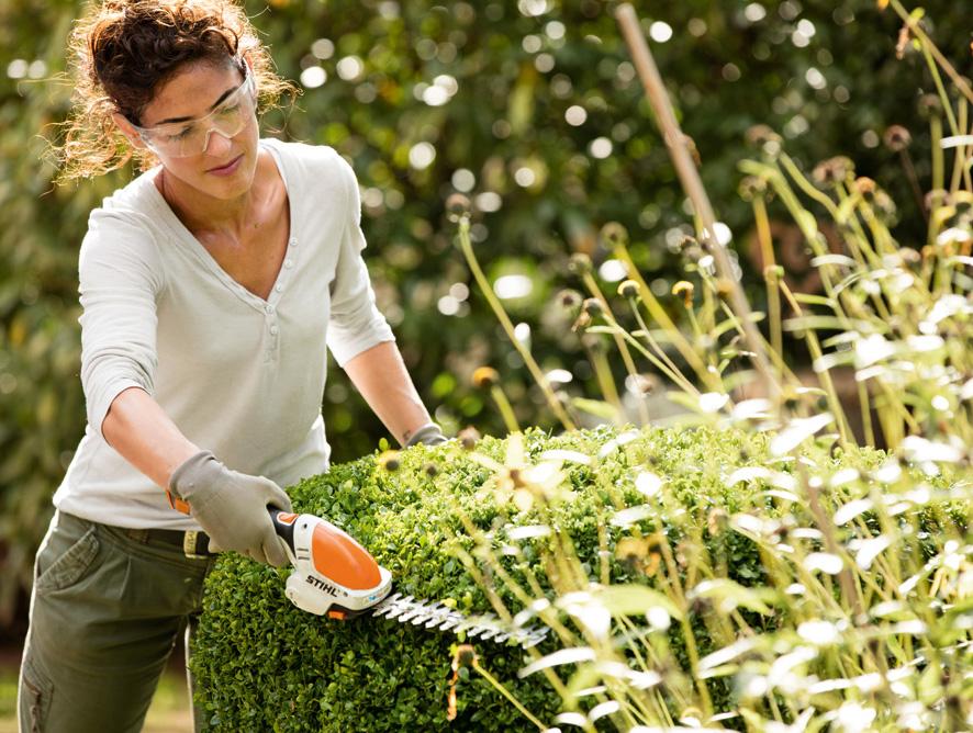 Ferramentas certas para jardins de sacada