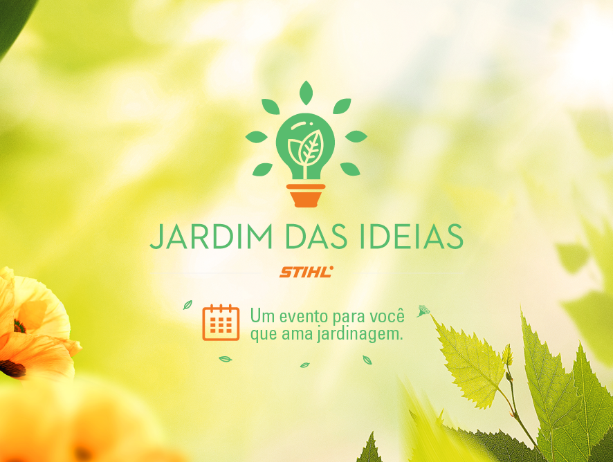 Contagem regressiva: Outono e Jardim das Ideias!