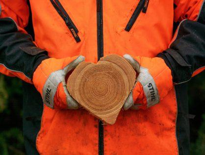 Faça você mesmo: coração em madeira