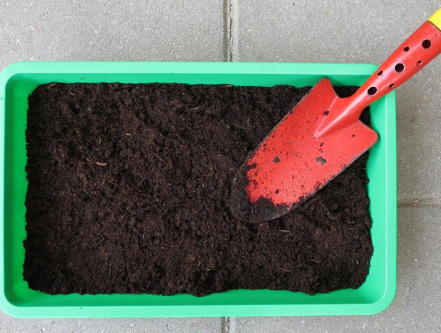 Substrato para a adubação de plantas