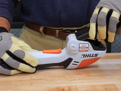 Como montar e usar o podador a bateria HSA 25