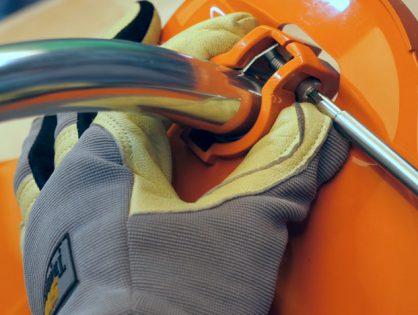 Como montar a roçadeira elétrica FSE 60
