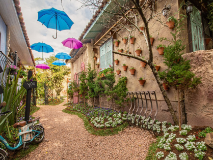 Conheça o Jardim do Amor em Gramado