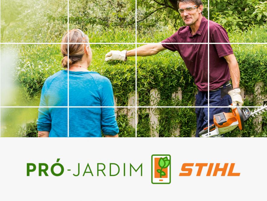 Curso grátis de jardinagem com certificado: conheça o Pró-Jardim STIHL