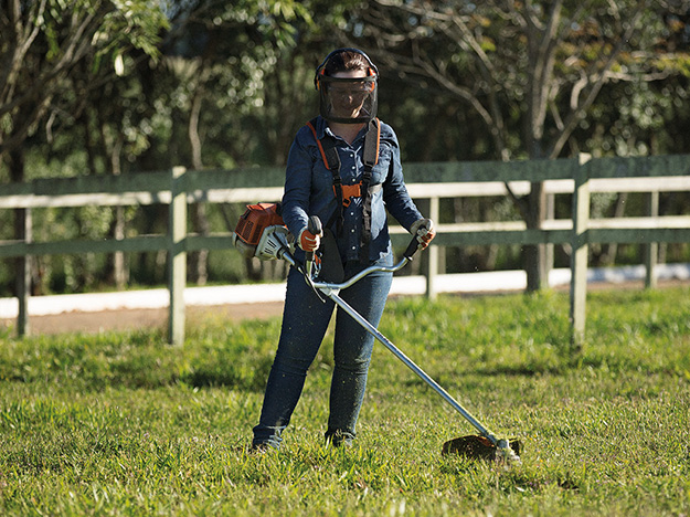 Facilite seu trabalho de jardinagem com STIHL