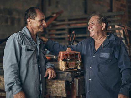 De pai para filho, por Lincoln Batili | Histórias Feitas com STIHL