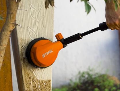 3 passos para lavar objetos de jardim com lavadora de alta pressão