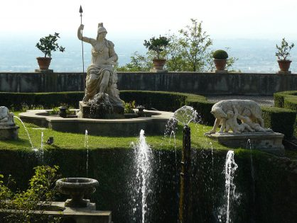 Conheça os jardins italianos
